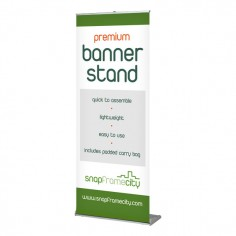 Premium Pull-up Exhibition Stand
