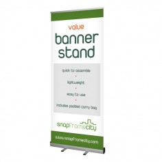 Value Pull-up Exhibition Stand